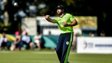 Photo of Stuart Thompson added to Ireland ODI squad for England series