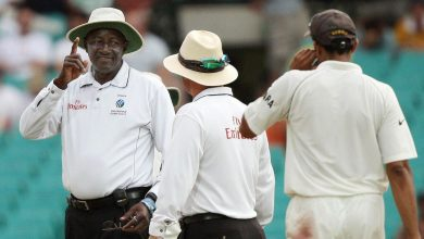 Photo of Steve Bucknor: My 'mistake' in 2008 Sydney Test 'might have cost India the game'