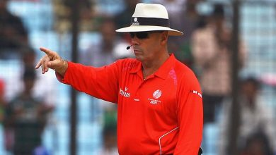 Photo of Daryl Harper 'extremely proud' of controversial Tendulkar lbw decision
