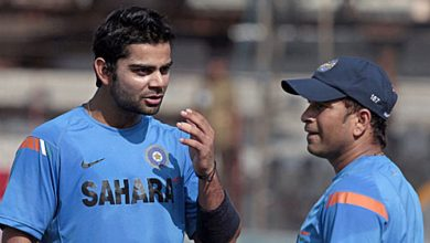 Photo of Virat Kohli credits Sachin Tendulkar for turnaround after dismal 2014 England tour