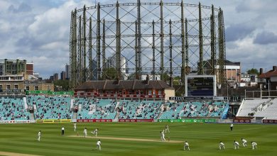 Photo of Cricket comes home as spectators make cautious return to Kia Oval