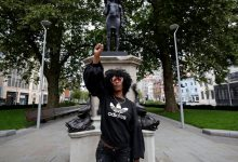 Photo of 'It's an Amazing Feeling:' Statue of Black Protester Replaces Slave Trader