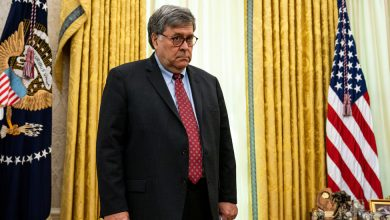 Photo of Barr Urges U.S. Companies to Resist Serving as 'Pawns' for China