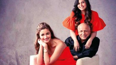 Photo of Alia Bhatt's sister Shaheen shares hate messages