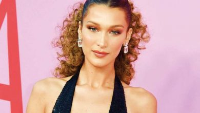 """Photo of Bella Hadid blasts Instagram: """"Are we not allowed to be Palestinian?"""""""