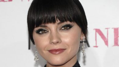 Photo of Christina Ricci files for divorce from husband of 7 years