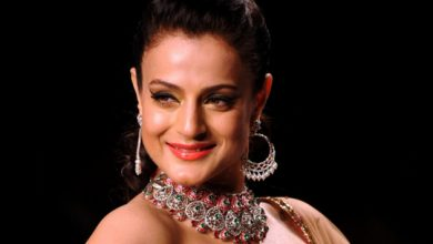 Photo of Bollywood stars Ameesha Patel, Prateik Babbar gear up for Dubai