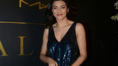 Photo of Sushmita Sen: 'Aarya' is a personal win