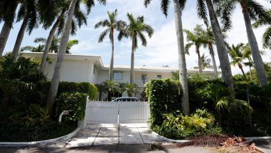 Photo of Epstein Mansions in New York and Palm Beach for Sale for $110 Million