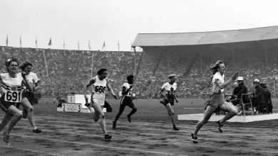 Photo of At the Olympics in Bombed-Out London, She Forever Changed Women's Sports