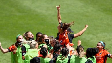 Photo of Houston Beats Chicago to Win N.W.S.L. Title