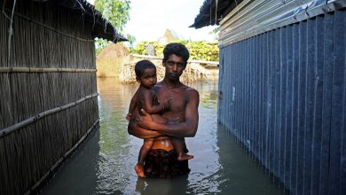Photo of A Quarter of Bangladesh Is Flooded. Millions Have Lost Everything.