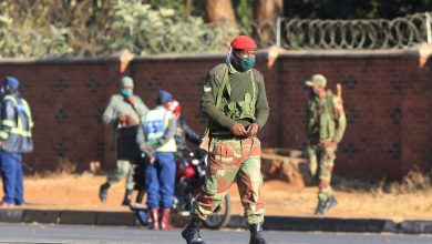 Photo of Zimbabwe Locks Down Capital, Thwarting Planned Protests