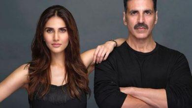 Photo of Vaani Kapoor cast opposite Akshay Kumar in 'Bellbottom'