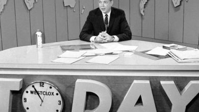 Photo of Hugh Downs, genial presence on TV news and game shows, dies