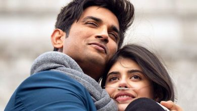 Photo of 'Dil Bechara's' Sanjana Sanghi grapples with Sushant Singh's loss