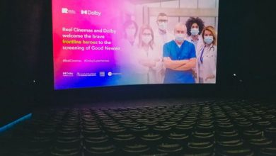 Photo of Cheer UAE's 'Superheroes Behind the Masks' at the movies