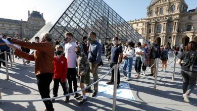 Photo of France: Louvre museum reopens after 16-week COVID-19 shutdown