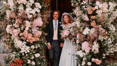 Photo of A look inside Princess Beatrice's secret wedding