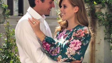 Photo of Britain's Princess Beatrice secretly marries in Windsor