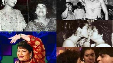 Photo of Life in pictures: Saroj Khan made Bollywood dance to her tunes