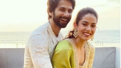 Photo of Bollywood's Shahid and Mira Kapoor continue to give fans couple goals