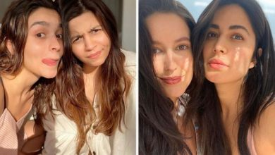 Photo of In pictures: Bollywood celebrities and their lesser known siblings