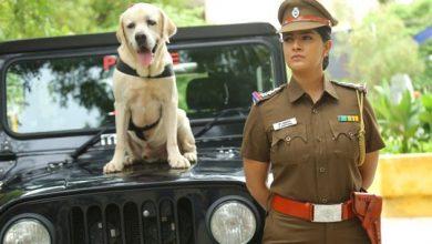Photo of Varalakshmi Sarathkumar plays police officer again for 'Danny'