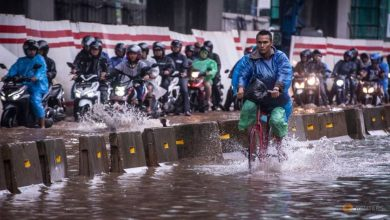 Photo of Cycling fever hits as Jakarta residents avoid congestion, public transport