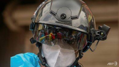 Photo of Mumbai deploys 'smart helmets' to screen for COVID-19