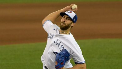 Photo of Blue Jays' Anthony Bass says team's looking for major league ballpark