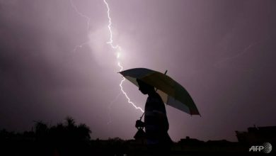 Photo of Climate change 'fuelling deadly India lightning strikes'