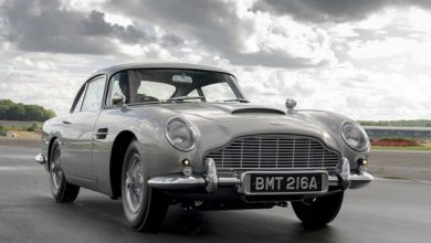 Photo of James Bond's iconic Aston Martin DB5 is reborn as a new car!