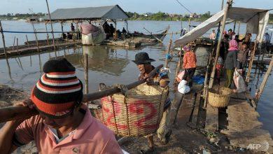 Photo of Flood risk for 1 million in Phnom Penh as wetlands destroyed
