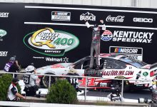 Photo of Cole Custer: NASCAR Cup rookie wins in upset at Kentucky