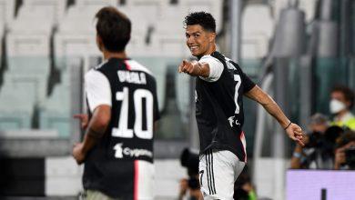 Photo of Juventus 2, Lazio 1: Cristiano Ronaldo, Immobile both hit 30 goals