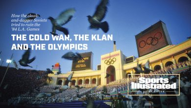 Photo of The Cold War, the Klan and the Olympics
