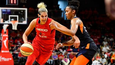 Photo of WNBA MVP Elena Delle Donne says physicians denied opt out request