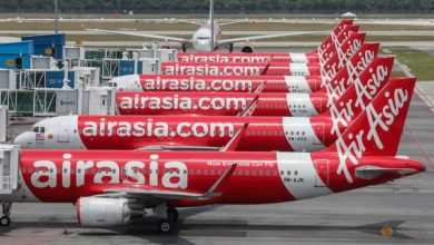 Photo of AirAsia's shares plunge after auditor notes 'going concern' doubts