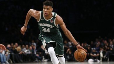 Photo of Giannis Antetokounmpo, Marc Lasry discuss Bucks' roster in meeting