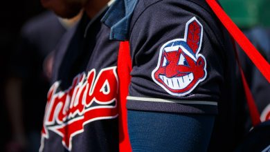 """Photo of Cleveland Indians: Team determining """"best path"""" for team name"""