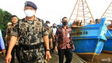 Photo of Indonesia arrests Vietnamese fishing boat crew after high-seas brawl