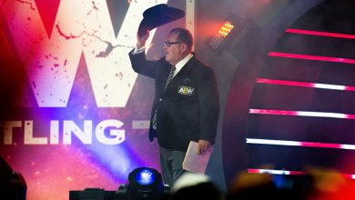 Photo of Wrestling voice Jim Ross relishes role calling AEW