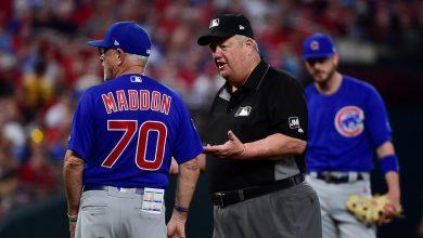Photo of Joe West: Umpires association refutes him, supports MLB safety protocol