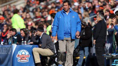 Photo of Jorge Salcedo: Ex-UCLA coach pleads guilty in bribe scheme