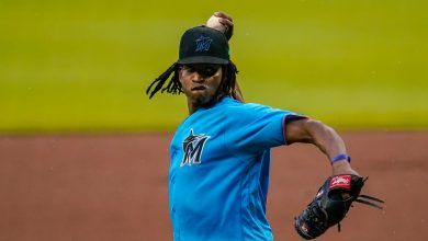 Photo of Marlins pitcher José Ureña tests positive for COVID-19