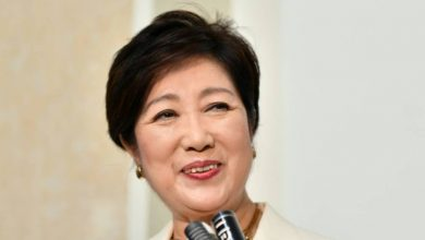 Photo of Incumbent Koike seen ahead as Tokyo votes for governor amid pandemic