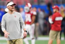Photo of Oklahoma coach Lincoln Riley: Spring football season would be possible