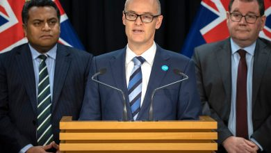Photo of 'I Have Given It My All': New Zealand Health Minister Resigns