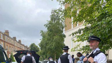 Photo of London Police Stop Star Athletes, Setting Off Racial Profiling Debate